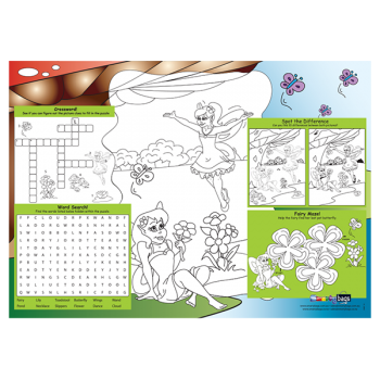 Fairy Placemat x100
